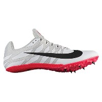 ナイキ レディース 陸上 シューズ・靴【Nike Zoom Rival S 9】White/Black/Light Bone/Solar Red