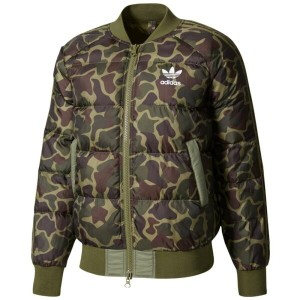 アディダス レディース アウター ジャージ【adidas Originals Pharrell Super Star Pure AOP Jacket】Camo