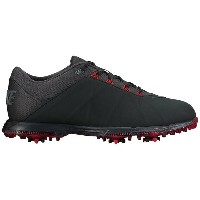 ナイキ メンズ ゴルフ シューズ・靴【Nike Lunar Fire Golf Shoes】Black/Anthracite/University Red