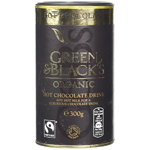 Green & Black's - Hot Chocolate - Tub - 300g