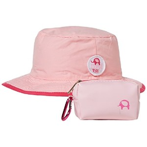 (One Size, Pink) - Floppy Top Children's Hat, Pink, One Size