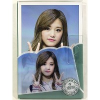 TZUYU (ツウィ - TWICE (トゥワイス))/プラケース入り ポストカード16枚セット - Post Card 16sheets (is included in a Plastic...