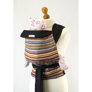 Palm and Pond Mei Tai Baby Sling Carrier - Stripey by Palm&Pond