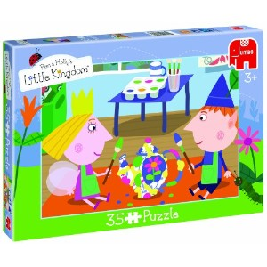 Ben & Holly's Little Kingdom Jigsaw Puzzle (35 Pieces)