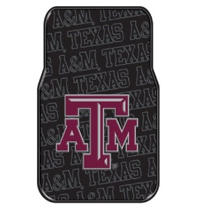 Northwest 1COL-34300-0034-RET Texas A&M Col Front Floor Mat