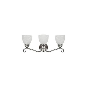 Chloe Lighting CH0191-ORB-BL3 Transitional 3-Light Oil Rubbed Bronze Bath Vanity Wall Fixture with...