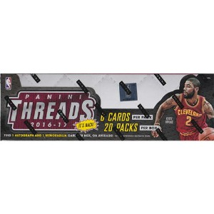 NBA 2016-17 Panini Threads Basketball パック(Pack)