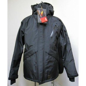 ウエストライド(WESTRIDE)MOUTAIN RIDERS JACKET -BLK 【送料無料】