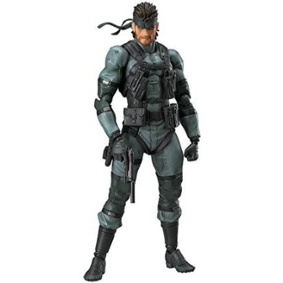 figma METAL GEAR SOLID2: SONS OF LIBERTY ソリッド・スネーク MGS2 ver. ノンスケール ABS&ATBC-PVC製 塗装済み可動フィギュア...