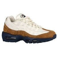 ナイキ メンズ シューズ・靴 スニーカー【Nike Air Max 95】Ale Brown/Midnight Navy/Sail/Pearl Pink