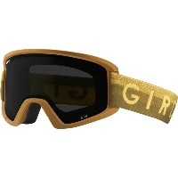 ジロ メンズ スキー・スノーボード ゴーグル【Semi Goggle with Bonus Lens】Bronze Horizon/Ult Black/Yellow