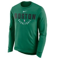 Boston Celtics Nike Practice Fleece Performance Sweatshirt メンズ Kelly Green ナイキ スウェットシャツ NBA バスケ...