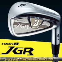 BRIDGESTONE GOLF TOUR B JGR HF1 単品アイアン (#5、#6、AW、SW) AiR Speeder G for Iron カーボンシャフト