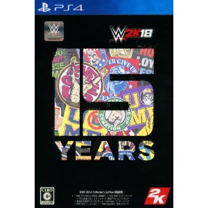 【中古】WWE 2K18 Collector's Edition (英語版)