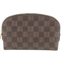 LOUIS VUITTON ルイヴィトン N47516 ダミエ ポシェット・コスメティック