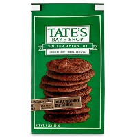 【訳あり】TATE'S Bake Shop Double Chocolate Chip Cookies 7oz / TATE'S Bake Shop ダブルチョコレートチップクッキー 198g...