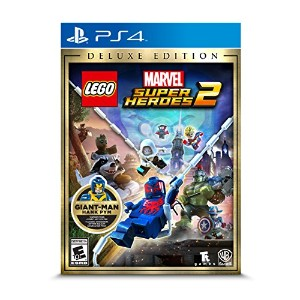 Lego Marvel Superhereos 2 - Deluxe Edition (輸入版:北米) - PS4