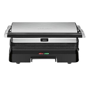 Cuisinart gr-11 Griddler 3 - in - 1グリルとPanini Press