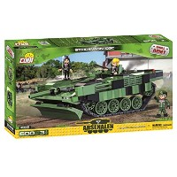 Cobi Small Army ミリタリーブロック WWII 第二次世界大戦 スウェーデン軍 ストリッツヴァグン 103C 主力戦車 Stridsvagn 103 (S-TANK) #2498...