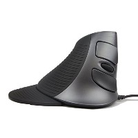 J-Tech Digital ? Scroll Endurance Wired Mouse Ergonomic Vertical USB Mouse with Adjustable...