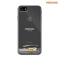 [iPhone 7/8 Plus][アイフォン7/8プラス]ミニオンズクリア ケース[Minions Clear Case]アイフォン7プラスケース /アイフォン8プラスケースiPhone 7/8...