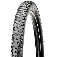 Maxxis Ikon Triple Compound EXO Tubeless Ready Folding Bead 120TPI Bicycle Tire (Black - 26 x 2.35)...