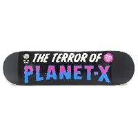 TERROR OF PLANET X DECK テラーオブプラネットエックス デッキ TEAM MATURE READERS ONLY BLACK 8.0