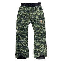 【FULL FORCE RIDING MACHINE】 フルフォース ライディングマシーン 【MIDSCALE PNT】 TIGER CAMO Lsize WEAR SNOWBOARD スノーボード...