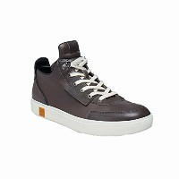 TIMBERLAND SHOES-AMHERST HIGH TOP CHU TORN A17J9-T SIZE 10.5 US