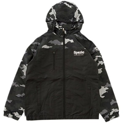 SPAZIO(スパッツィオ) camuffamento mountain jacket GE-0415 ブラック O