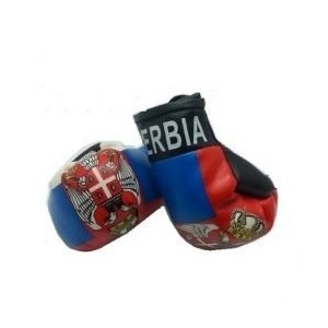 Mini Boxing Gloves – Serbia