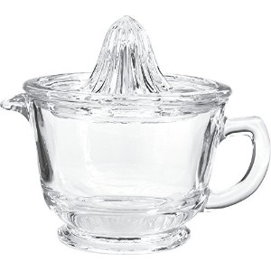 Anchor Hocking Fire-King Glass Juicer, 2 Cup by Anchor Hocking