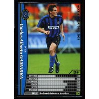 [WCCF]SERIE A 2002-2003Ver.2 A10/32「カルロス・ガマーラ」黒カード【中古】