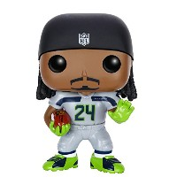 Funko POP NFL: Wave 2 - Marshawn Lynch Action Figure