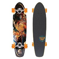 Sector 9 Liquid Metal FOT (Foam Traction Top) Complete Skateboard, Assorted by Sector 9