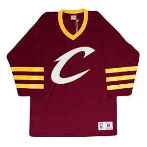Cleveland Cavaliers Mitchell & Ness NBA Pick Up Game Top L レッド