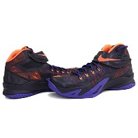 Nike(ナイキ) ズーム ソルジャー VIII PRM (Court Purple/Hyper Crimson) - US9.5(27.5cm) [並行輸入品]