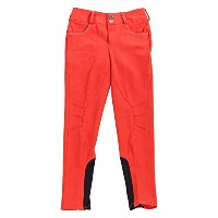Huntley Equestrian Daisy Clipper子供バタフライRiding Pant