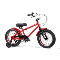 BRONX KIDS用 16インチ FAT BIKE (RED)