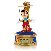 Disney Pinocchio–When You Wish Upon A Star Ornament 2015ホールマーク