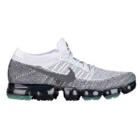 "Nike Air VaporMax Flyknit ""Haritage Pack""メンズ Pure Platinum/Anthracite/White/Dark Grey ナイキ フライニット..."