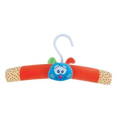 Petite Creations Plush Baby Hanger - Dog by Petite Creations