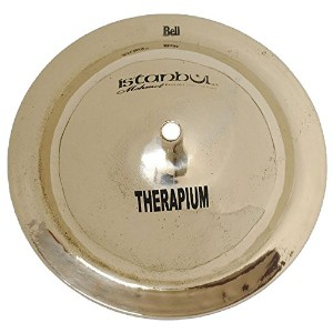 """Istanbul Mehmet Cymbals Therapium Series Therapium Bell Cymbals T-BL (5"""")"""
