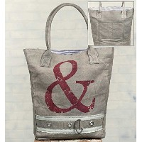 Ampersand Market Bag by Colonial Tin Works