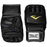 Everlast Train Advanced Wristwrap Heavy Bag Gloves L