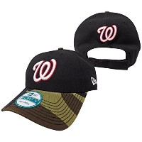 Washington Nationals The Leagueカモ9FORTY Adjustable Hat /キャップ