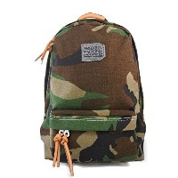 (フレドリックパッカーズ)FREDRIK PACKERS KIDS PACKERS DAY PACK KIDS バックパック (woodland camo)