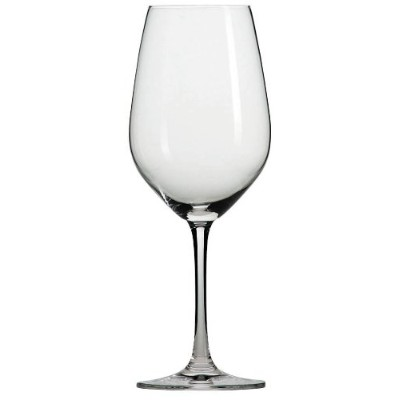(Burgundy/Light Red & White) - Schott Zwiesel Tritan Crystal Glass Forte Stemware Collection...