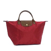 ロンシャン トートバッグ LONGCHAMP SAC PORTE MAIN 1623 089 545 LE PLIAGE トート RED CHNAV8042