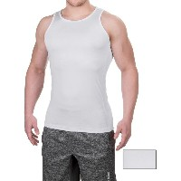 RBX メンズ トップス タンクトップ【Quick Dry Tank Top - 2-Pack】White/White